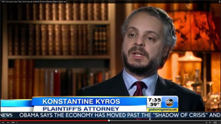Good Morning America Segment about WWE Concussion Lawsuit filed by Kyros Law.